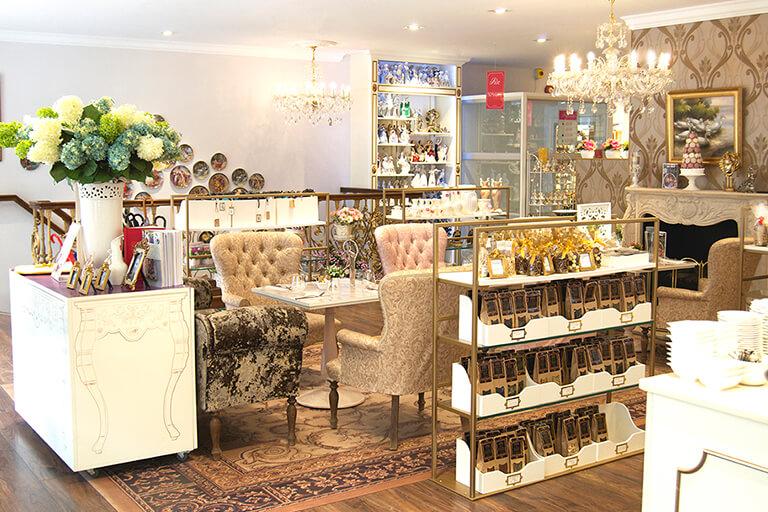 Madame Posh retail store Windsor by Shopworks