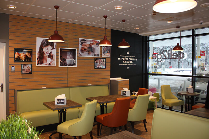 shell retail experience design