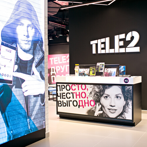 Tele 2 - Russia