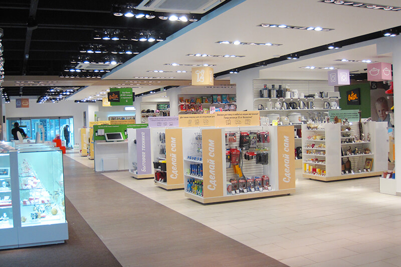 Enter multi-channel retail design