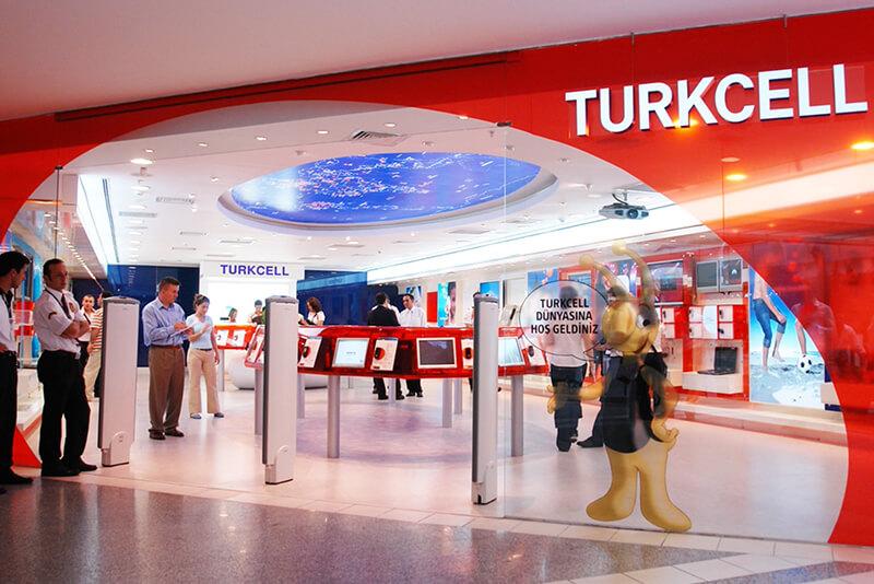 Turkcell flagship store design