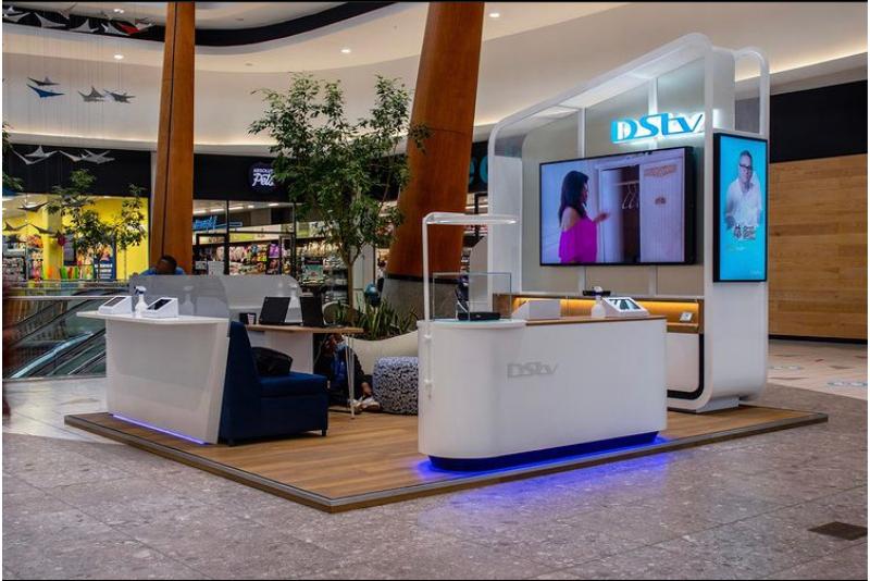 DSTV Kiosk 5